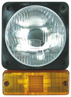 Set of 2 Hilux Head Lamps with Indicator