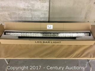 137 x 21 x 12 cm Curved LED Light Bar (300W)