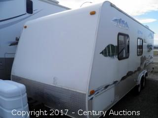 2008 Used - Kodiak 19FL LT Travel Trailer
