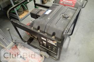 Honda  GX390 13hp Gas Generator.