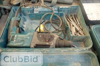 Makita HR2470F Hammer Drill.
