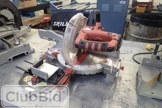 Skilsaw 3800 Compound Mitre Saw.