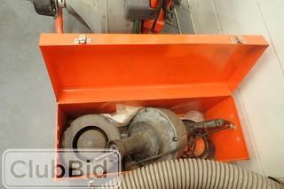 Ridgid Kollmann K-39 Sink/Drain Cleaning Machine.