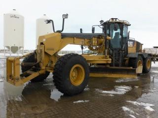 2012 Cat 14M Motor Grader