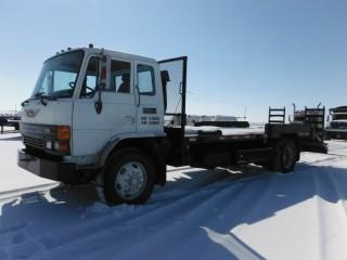 1989 Hino S/A Deck Truck