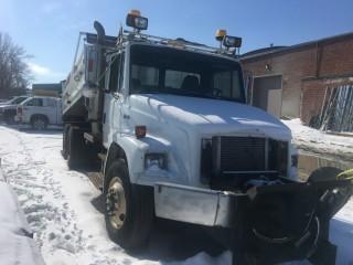 Freightliner FL80 T/A Gravel Truck