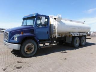 Freightliner T/A Tank Truck
