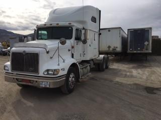 Selling Offsite - 1999 International 9200 T/A Truck Tractor