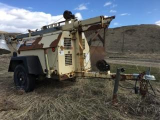 Selling Offsite - 2007 Ingersoll Rand Portable Light Tower