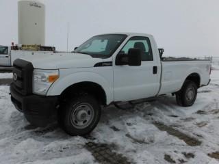 2011 Ford F250 4x4 P/U