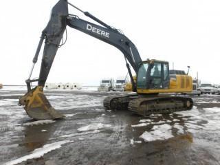 2014 Deere 250G LC Hyd. Excavator