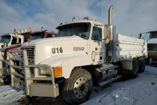 1996 Mack CH613 T/A Gravel Truck