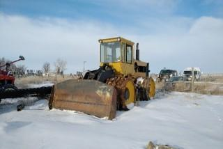 Bomag K451 Padfoot Compactor