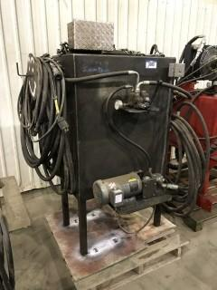 Shop Built Hydraulic Power Pack