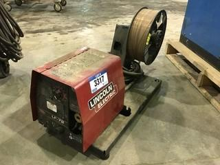 Lincoln Electric LF-72 Wire Feeder