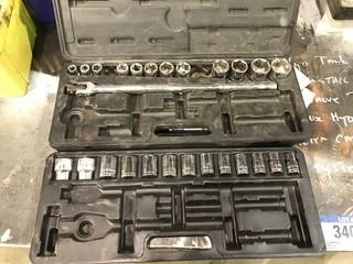 Lot of (2) Procore Socket Sets