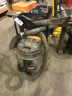 RIDGID 6.5HP 16 Gallon Shop Vac