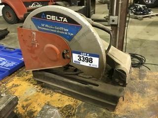 """Delta 14"""" Cut-Off Saw"""