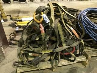 Pallet of Asst. Lifting Slings