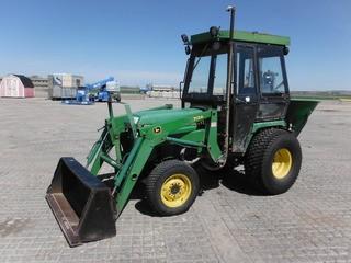 John Deere 955 Tractor