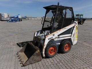 Bobcat 443B Skid Steer