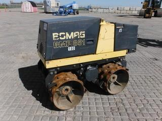 Bomag BMP 851 Double Drum Packer