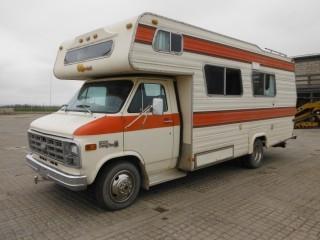Chev Okanagan 30 Motor Home