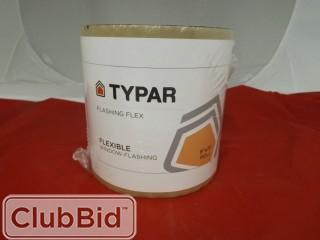 "Typar Flexible Window Flashing 9"" x 75' Roll and DuPont Flexwrap NF, Extendable Self-Adhered Flashing for Window Sills 9"" x 75' Roll"