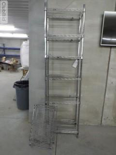 Metro Super Erecta Shelf w/ 9 Shelves