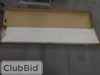 """Qty of (3) Lynden Door, 2 Door Bifold Unit 2-6"""" x 6"""" in White"""