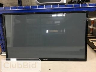 "Samsung 50"" LCD Television c/w Remote"