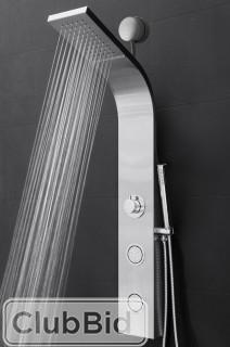 Golden Vantage Temperature Control Tower Shower Panel System (GDVT1099)
