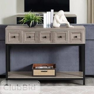 Laurel Foundry Modern Farmhouse Omar Console Table (LRFY4605)