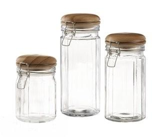 American Atelier 3 Piece Kitchen Canister Set (TVL3971)