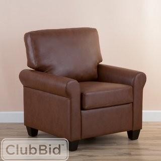 Andover Mills James Club Chair  - Brown(ANDO1540_14933744)